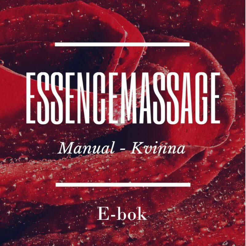 Essencemassage Kvinna 2019-09-11