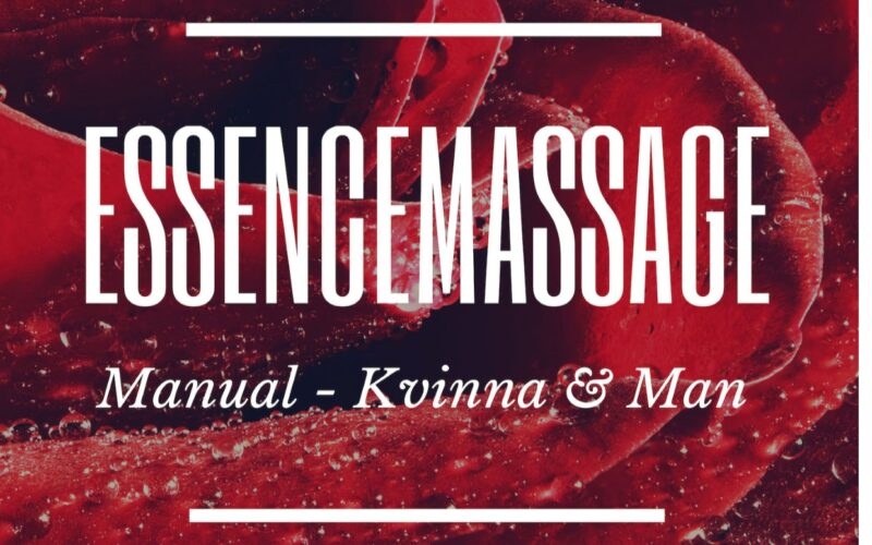 Essencemassage Kvinna - Man 2019-09-11