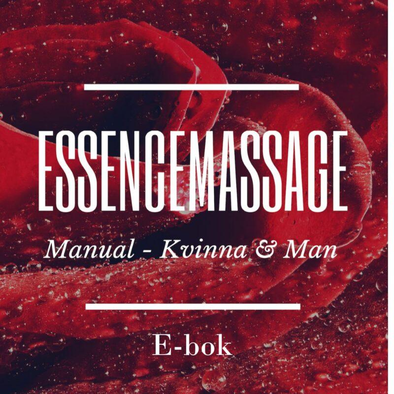 Essencemassage Kvinna - Man 2019-09-11